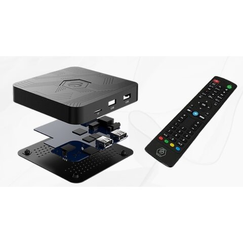 IPTV Essentials E1 BuzzTV Android
