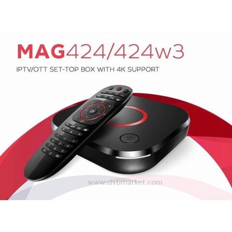 IPTV MAG 424W3 Infomir