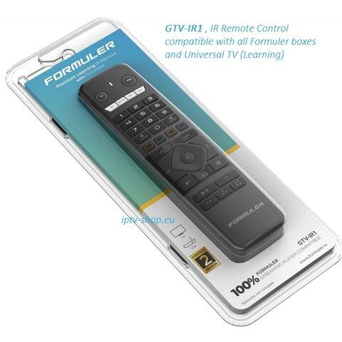 IPTV Remote Control Formuler GTVIR1