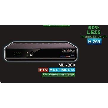 IPTV ML 7300 TC HEVC Medialink