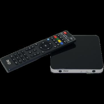IPTV v501 Dual Wifi TVIP s-box