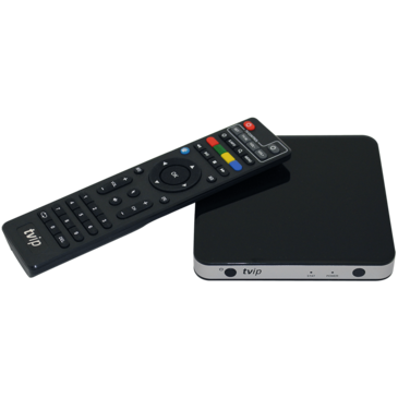 IPTV v501 Wifi TVIP s-BOX